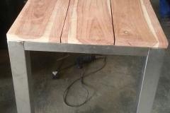 Custom Teak Table